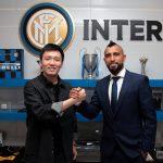 Inter Milan complete €1m transfer of Arturo Vidal