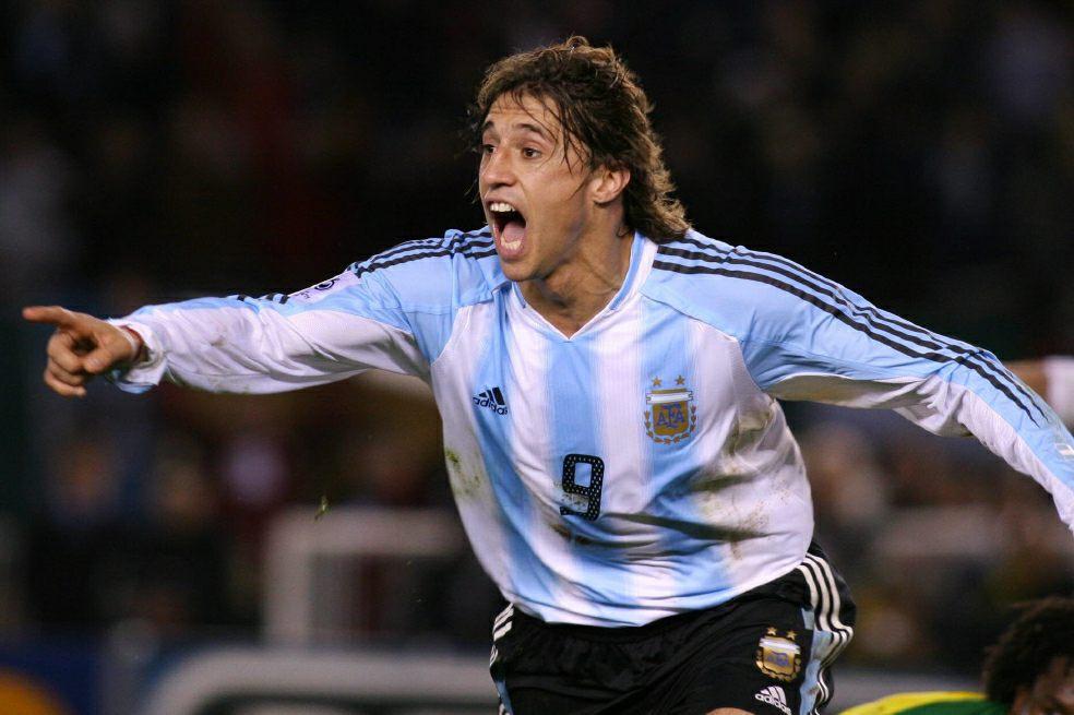 Hernán Crespo argentina   FootballTalk.org