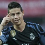 Everton on the verge of signing James Rodriguez