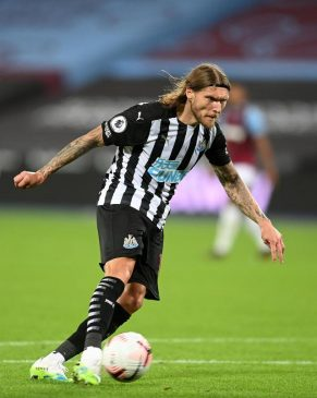 Jeff Hendrick newcastle united