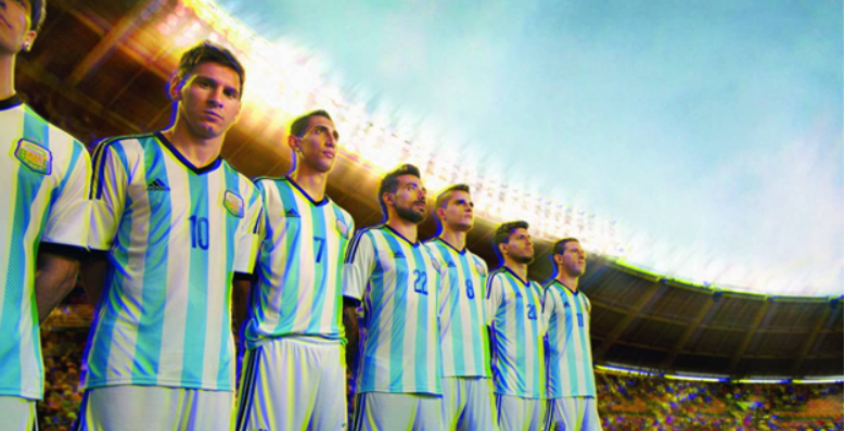 The Best Football Players from Argentina