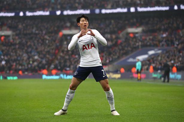 Tottenham-Hotspur-Son-celebrates-goal