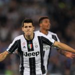 Juventus sign Atletico Madrid striker Alvaro Morata on loan