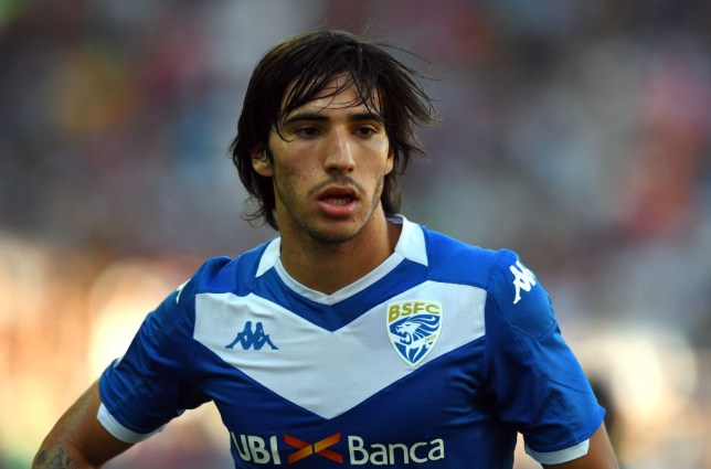 sandro tonali could join ac milan