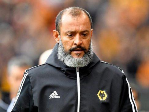 Nuno Espirito Santo wolves manager