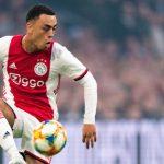 Barcelona sign Ajax talent Sergino Dest on a five-year deal