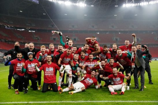Euro 2020 Playoff Final - Hungary v Iceland