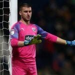 West Ham favourites to sign West Brom goalkeeper Sam Johnstone