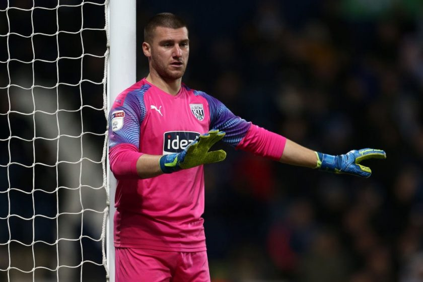 Sam Johnstone (West Bromwich Albion)