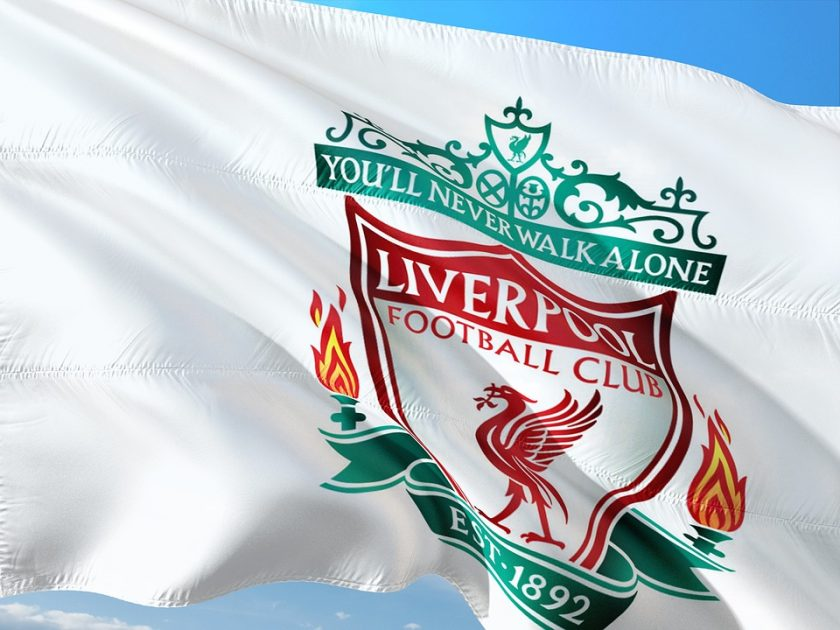 liverpool fc white flag