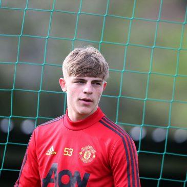 Manchester United brandon williams