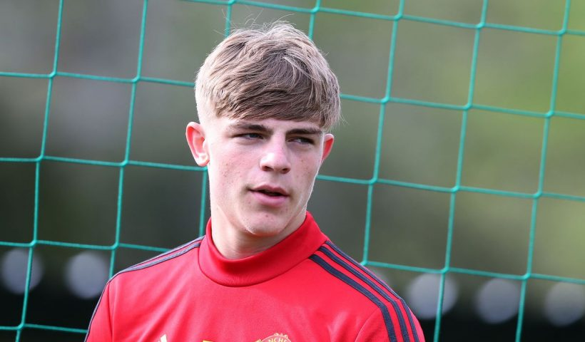 Manchester United brandon williams