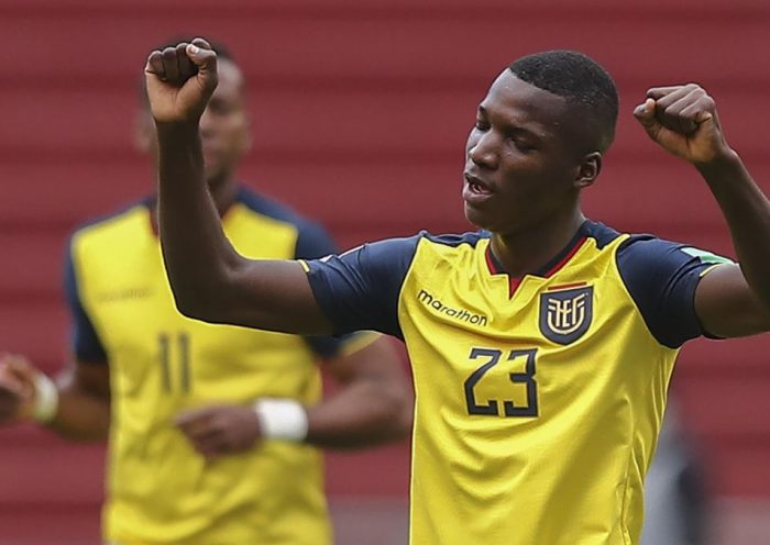Moises Caicedo could join Brighton
