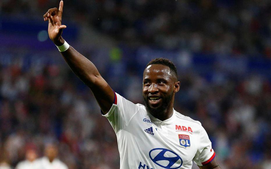 West Ham United want Lyon striker Moussa Dembele | FootballTalk.org