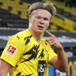 Erling Haaland could join Manchester United