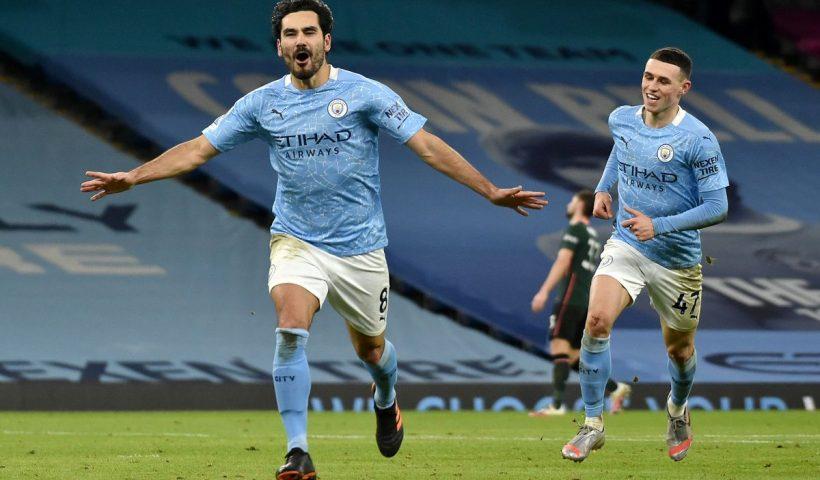 Ilkay Gundogan (Manchester City)