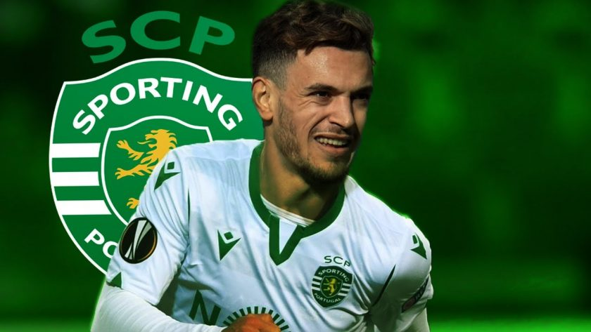 Sporting Lisbon attacker Pedro Goncalves could join Liverpool