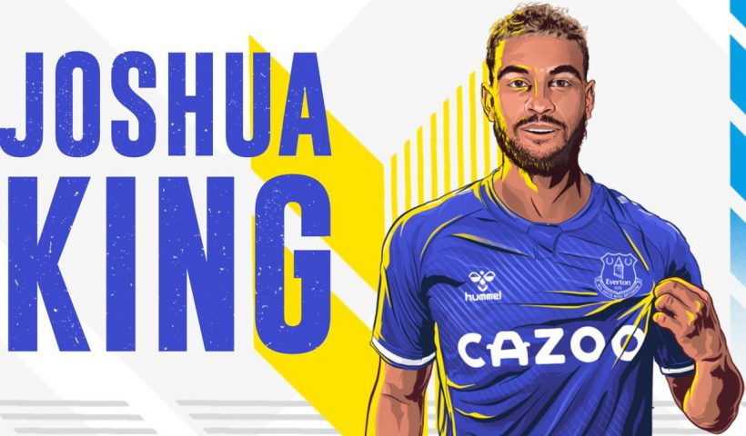 joshua king everton