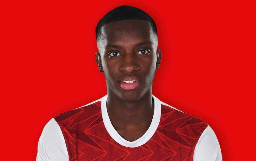 Nketiah could join West Ham