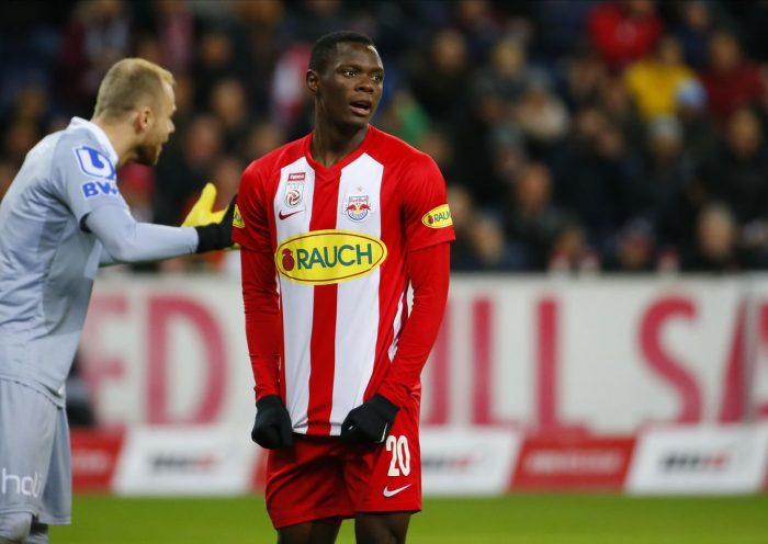 Patson Daka could join Manchester United