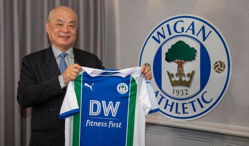 wigan athletic have new owners