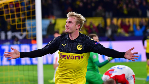 Julian Brandt could join Arsenal