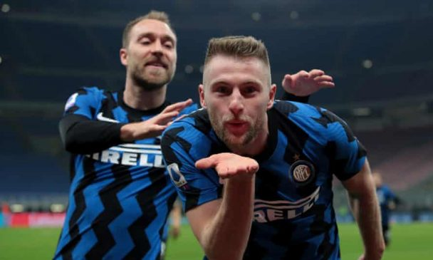 Milan Skriniar could join Tottenham