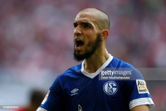 Nabil Bentaleb could join Burnley