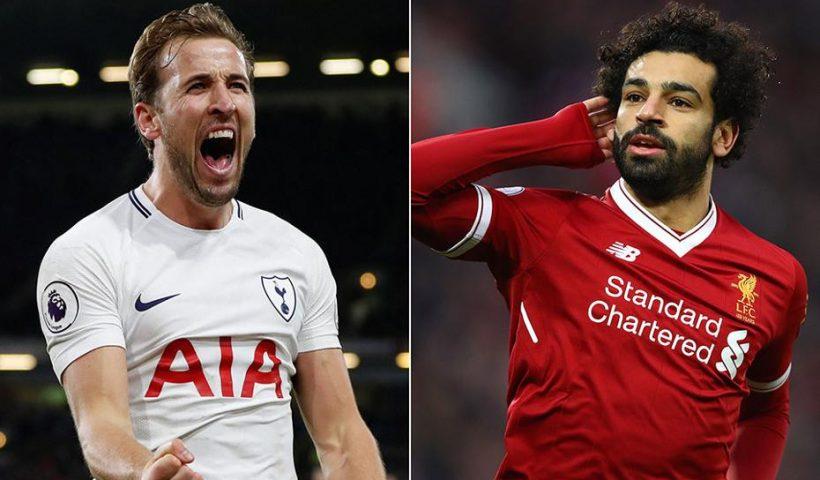 Salah-vs-Kane-top-scorers-race-premier-league