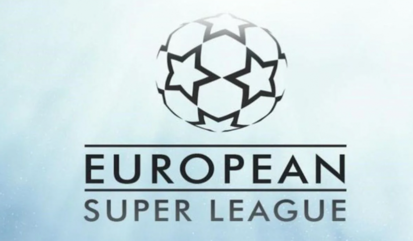 european super league logo