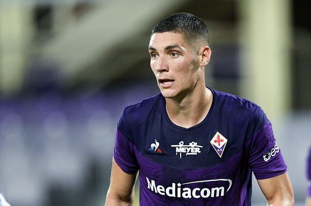 nikola Milenkovic could join manchster united
