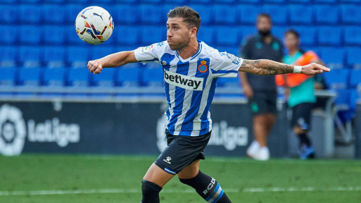 Adrian Embarba could join West Ham
