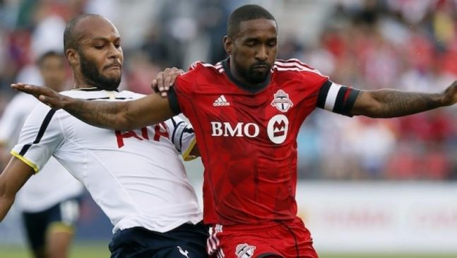 Jermain Defoe - Toronto FC