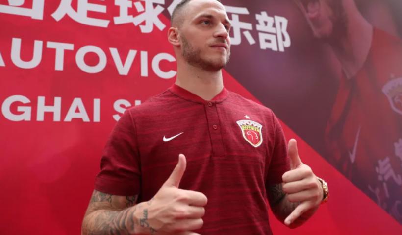 Marko Arnautovic could join Crystal Palace