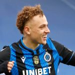 Club Brugge forward Noa Lang on the radar of Leeds United