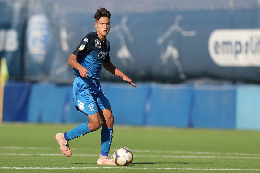 Samuele Ricci could join Leicester City