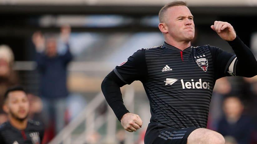 Wayne Rooney - DC United