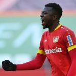 Arsenal tracking Bayer Leverkusen defender Edmond Tapsoba