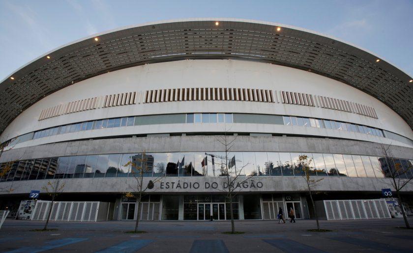 estadio do dragao porto