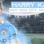 Manchester City keen to sign Spurs striker Harry Kane