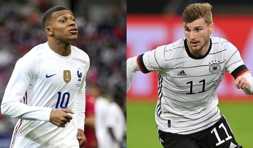 France vs Germany euro 2020