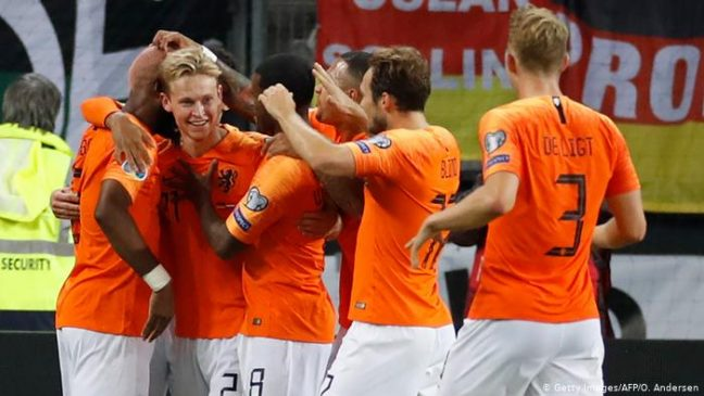 The Netherlands euro 2020