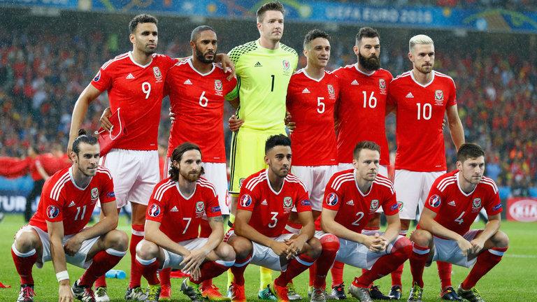 Wales national football team euro 2020