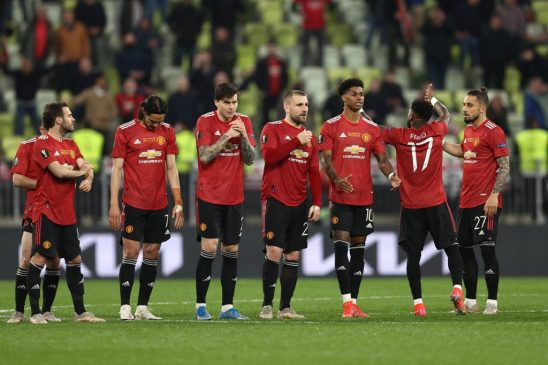 man united players europa league final