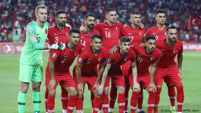 turkey national football team euro 2020