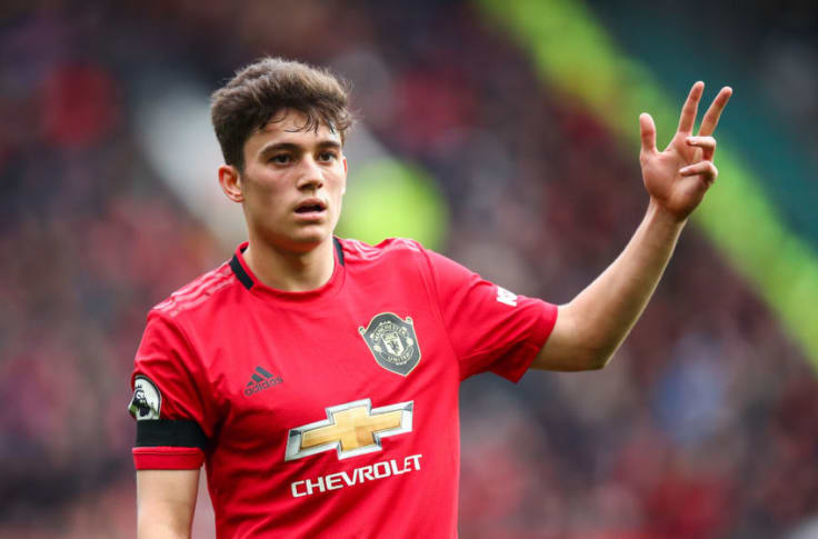 Daniel James could join brighton