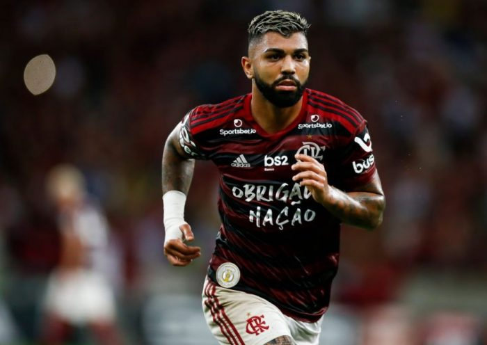 Gabriel Barbosa could join Everton