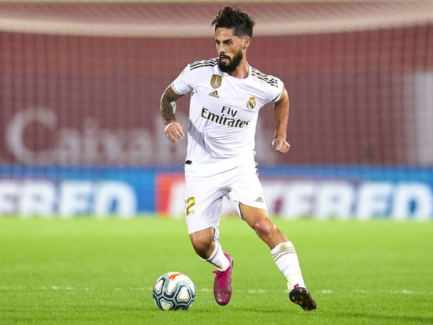 Isco could join Everton