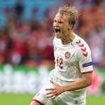 OGC Nice striker Kasper Dolberg wanted by Crystal Palace