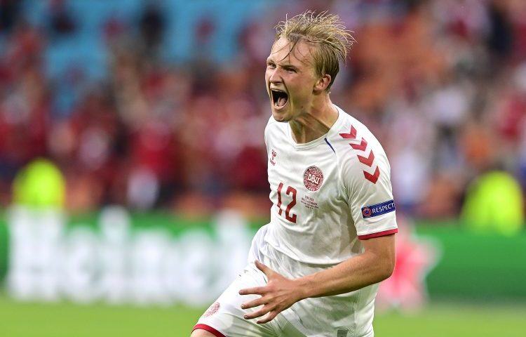 Kasper Dolberg could join Crystal Palace